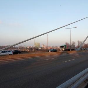 Maxau Rhine Bridges