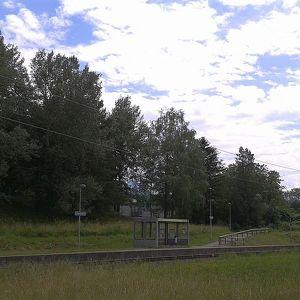 Forst Hilti railway station