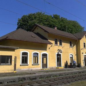 Nendeln railway station