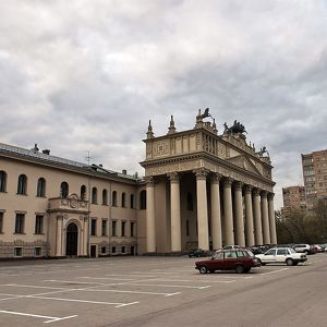 Central Moscow Hippodrome