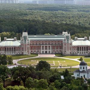 Tsaritsyno Park