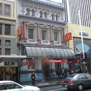 Auckland Savings Bank Building