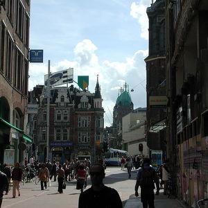 Улица Калверстраат