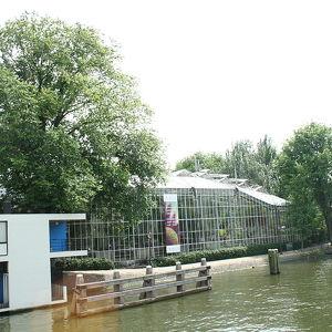 Амстердамский ботанический сад