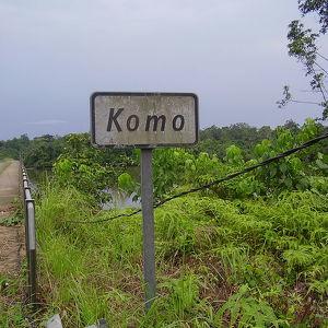 Komo River