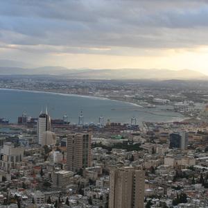 Haifa metropolitan area