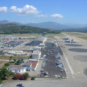 Ajaccio Napoleon Bonaparte Airport