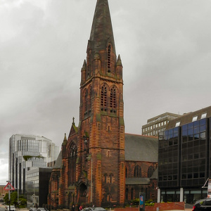 St Columba Church of Scotland