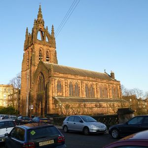 Kelvin Stevenson Memorial Church