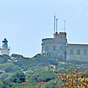 Capo Carbonara Lighthouse