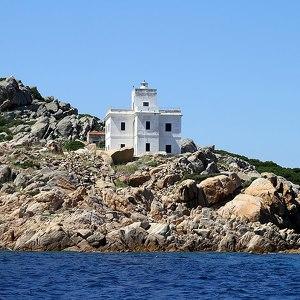 Punta Sardegna Lighthouse