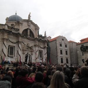 Festivity of Saint Blaise, the patron of Dubrovnik