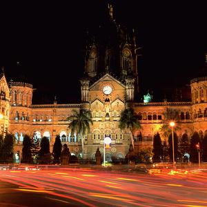 Heritage structures in Mumbai