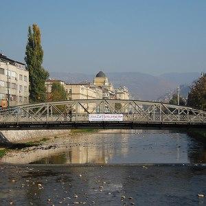Skenderija Bridge