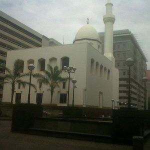 Kerk Street Mosque