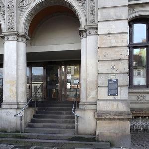 Bremen Main Post Office Building