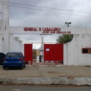 Estadio Hugo Bogado Vaceque