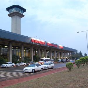 Guaraní International Airport