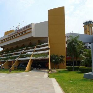 Silvio Pettirossi International Airport