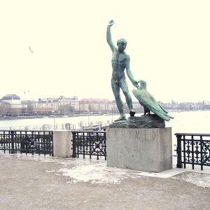 Скульптура Ганимед