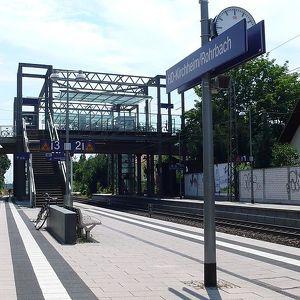 Heidelberg-Kirchheim/Rohrbach station
