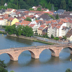 Old Bridge (Heidelberg)