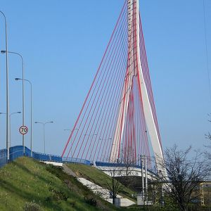 Third Millennium John Paul II Bridge