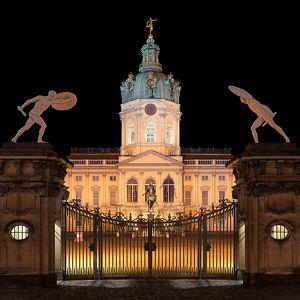 Дворец Шарлотенбург