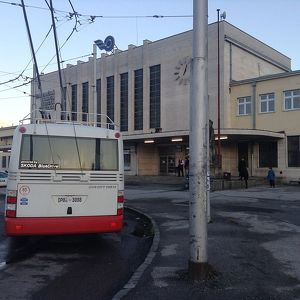 Banská Bystrica railway station