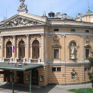 Ljubljana Opera House