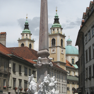 Robba Fountain