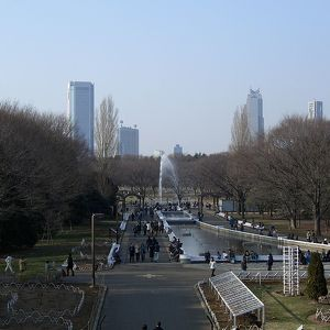 Парк Йойоги