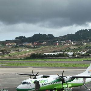 Аэропорт «Лос Родеос»