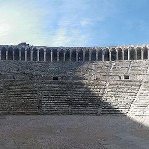 Амфитетатр Аспендоса