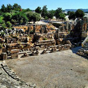 Греко-римский театр Миры