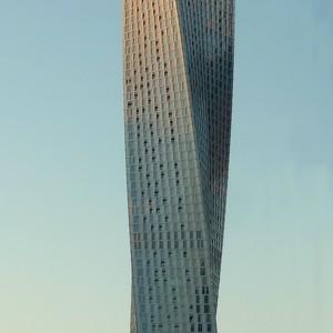 Небоскреб Инфинити Тауэр в Дубае
