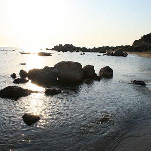 Центральный пляж Родосa