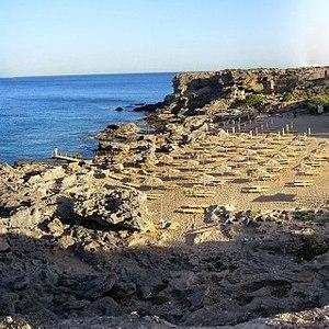 Пляж Калифея