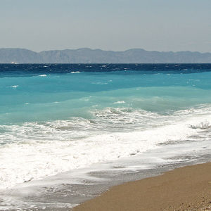 Пляж Иксиа