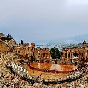 Греческий театр Таормины