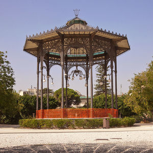 Парк «Вилла Беллини»