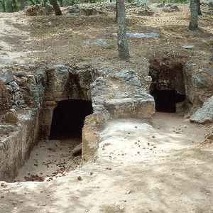 Armeni Necropolis