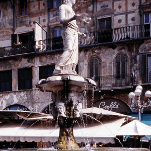 Fountain of Madonna of Verona