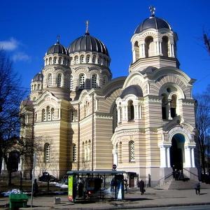 Христорождественский собор Риги