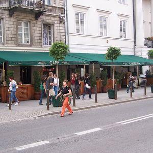 A. Blikle Cafe