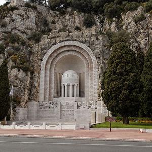 Monument aux morts de la ville de Nice