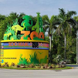 Зоопарк Майами