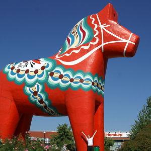 Dalecarlian horse