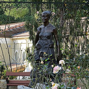 Roseraie Princesse Grace Monaco