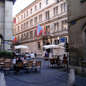The Old City of Geneva